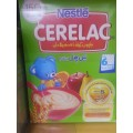 CERELAC - WHEAT WITH 3 FRUITS & MILK FLAVOUR