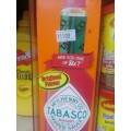 PEPPER  SAUCE - TABASCO