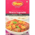 MEAT & VEGETABLE MASALA (SHAN)