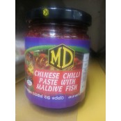 CHINESE CHILLI PASTE WITH MALDIVE FISH