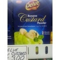 DELVE - CUSTARD POWDER  ( BANANA FLAVOR )